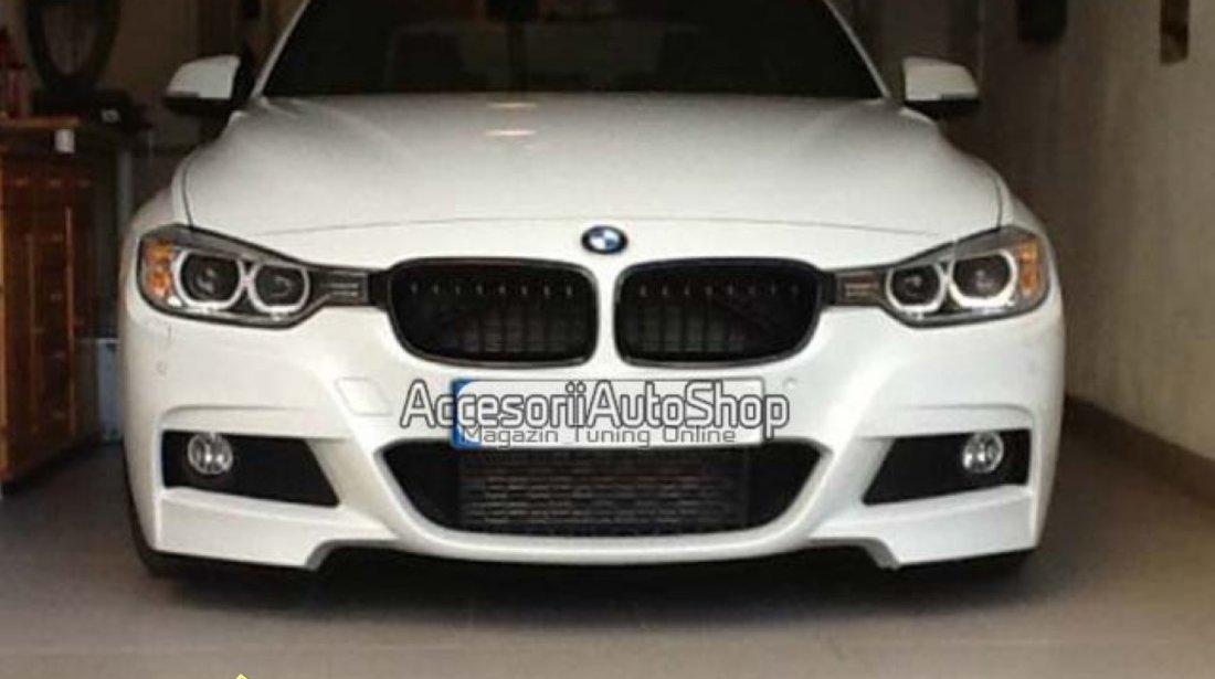 Kit Exterior BMW F30 Seria 3 M tech Plastic ABS 850 Euro Promotie