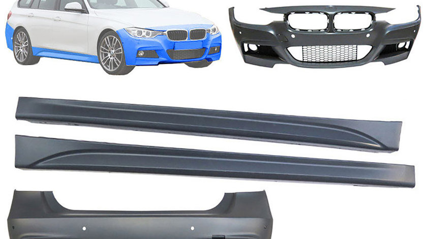 Kit exterior BMW F31 TOURING M TECH seria 3