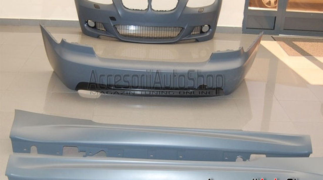 Kit Exterior BMW Seria 3 Coupe E92 M-tech