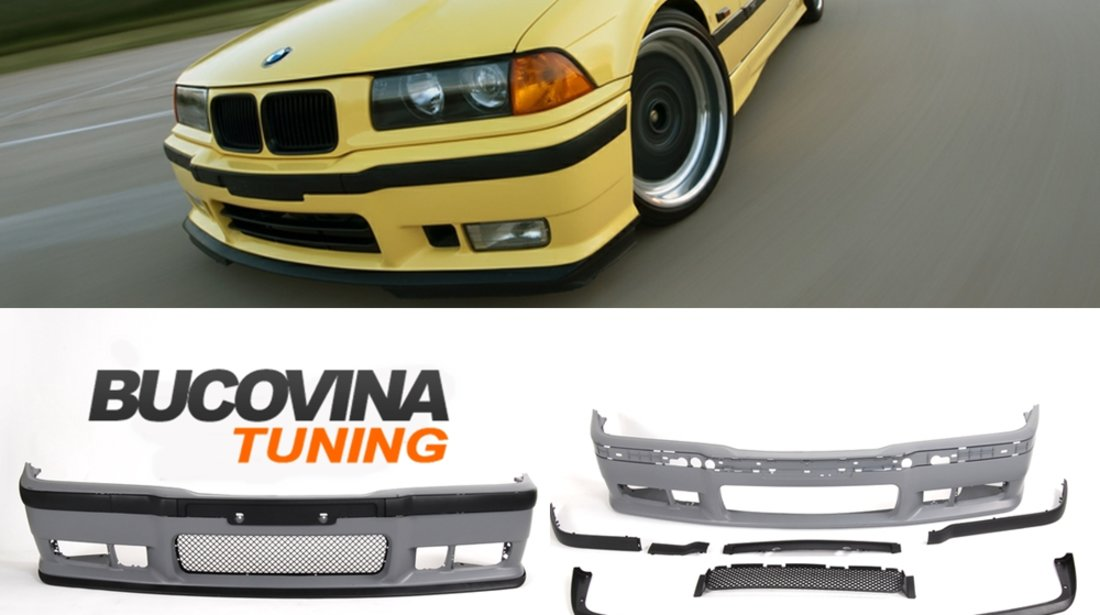 KIT EXTERIOR BMW SERIA 3 E36 (91-97) M3 DESIGN