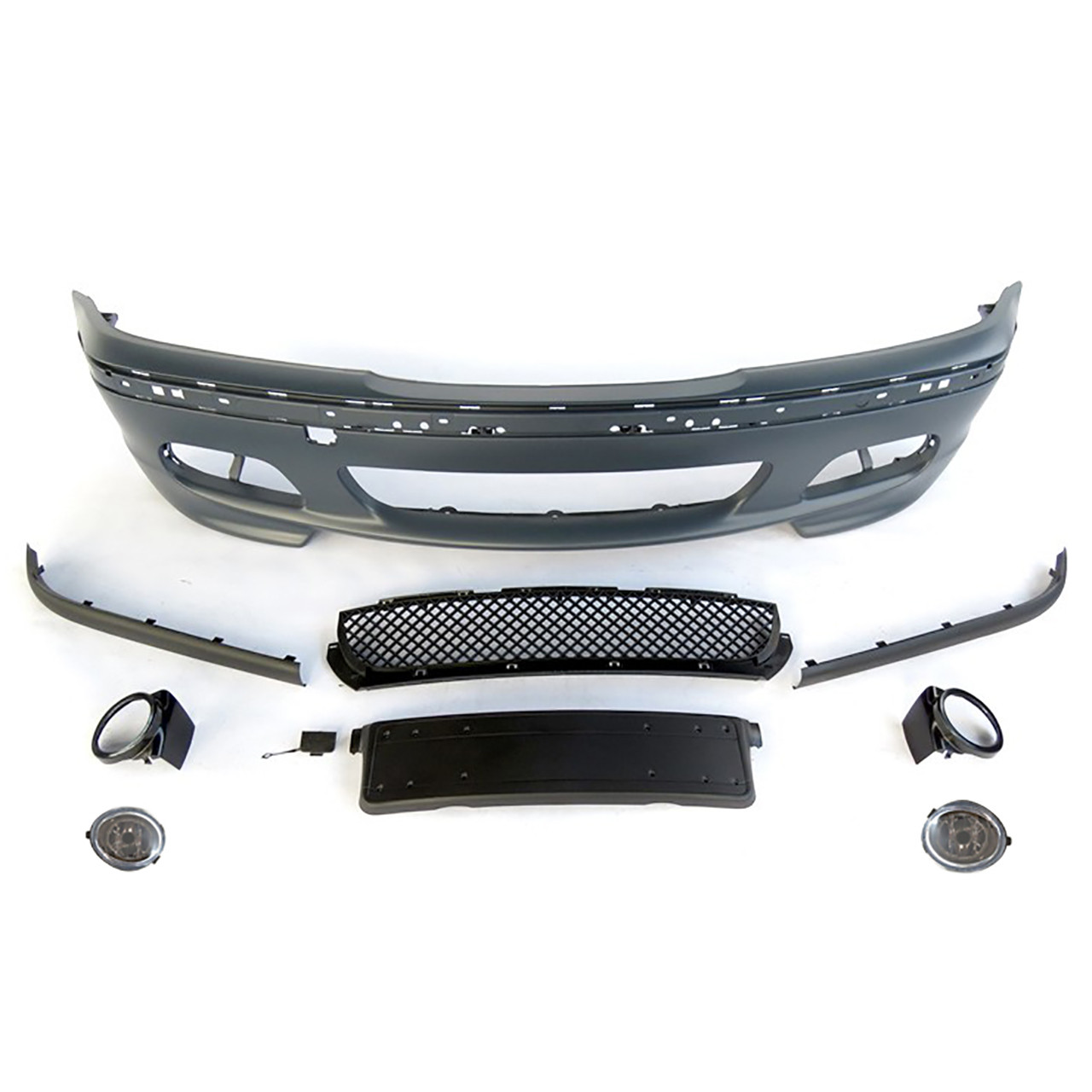 Kit Exterior BMW Seria 3 E46 Limousine (98-05) M-Tech Design