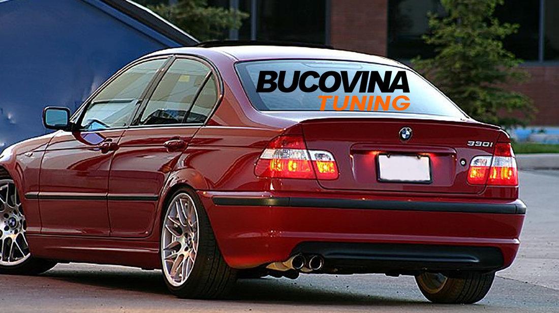 KIT EXTERIOR BMW SERIA 3 E46 M TECH II LIMOUSINE (1998-2005)