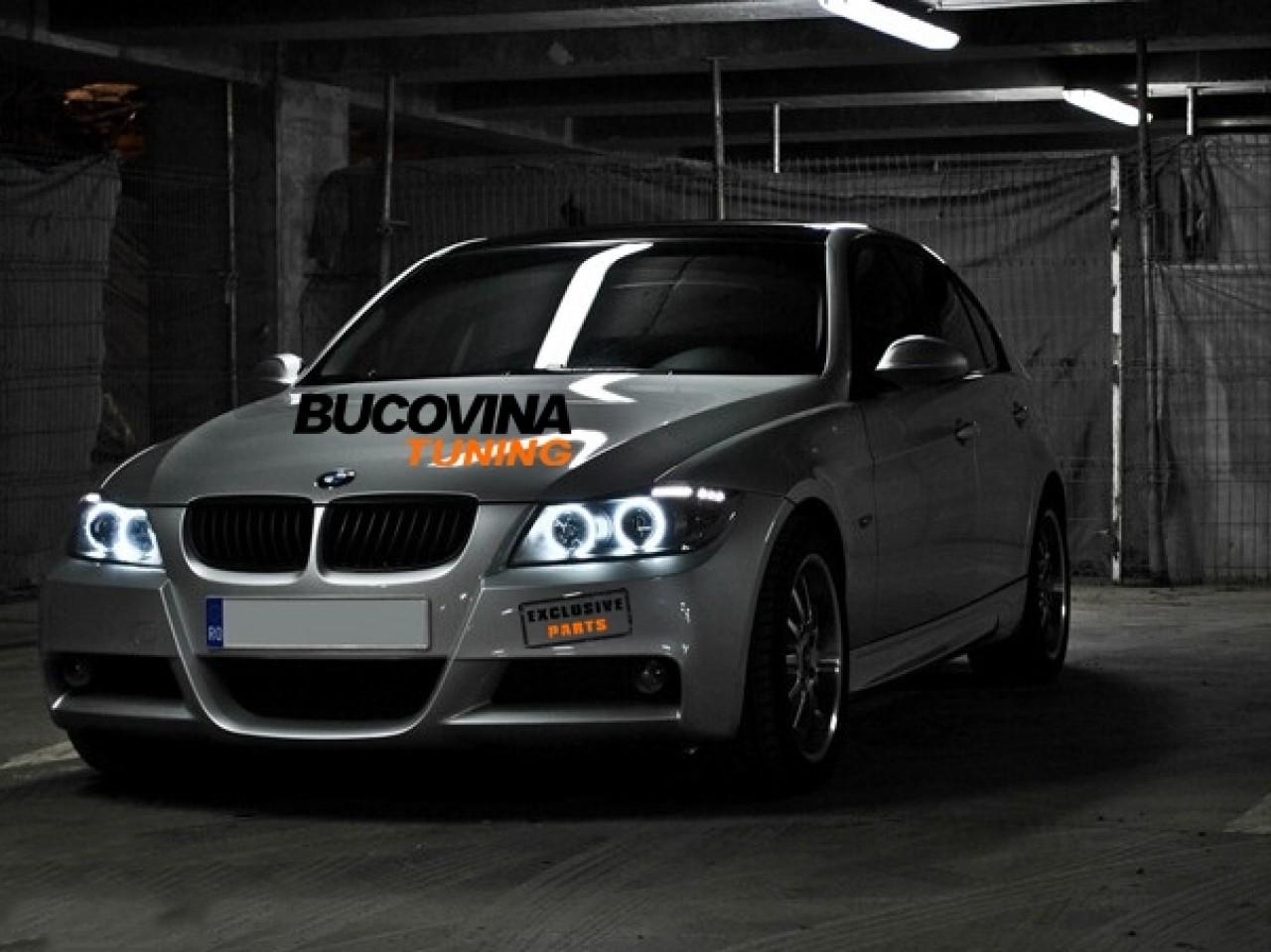 KIT EXTERIOR BMW SERIA 3 E90 (05-08) M-TECH DESIGN