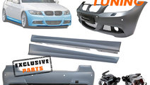 KIT EXTERIOR BMW SERIA 3 E90 (08-11) M-TECH