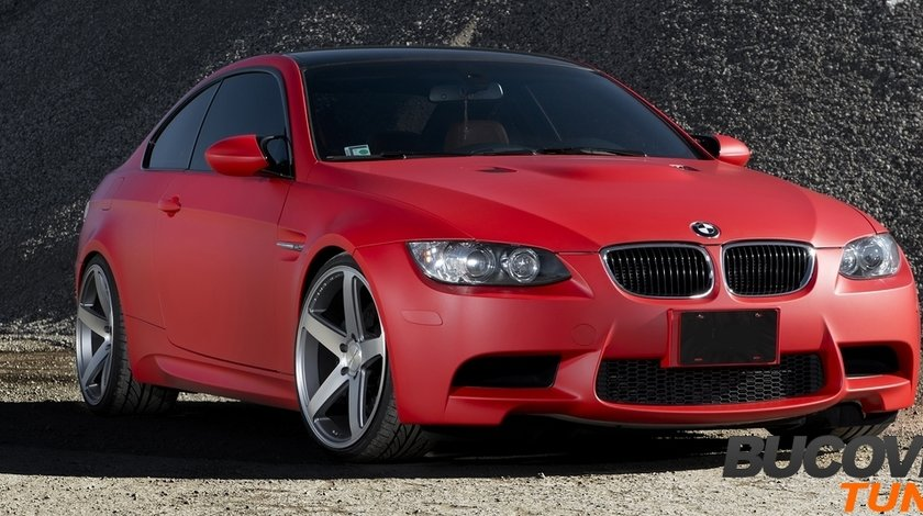 KIT EXTERIOR BMW SERIA 3 E92/E93 COUPE/CABRIO (06-10) M3 DESIGN
