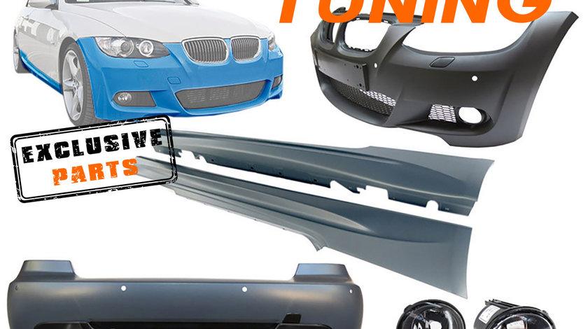 KIT EXTERIOR BMW SERIA 3 E92/E93 COUPE/CABRIO (06-10) M-TECH DESIGN