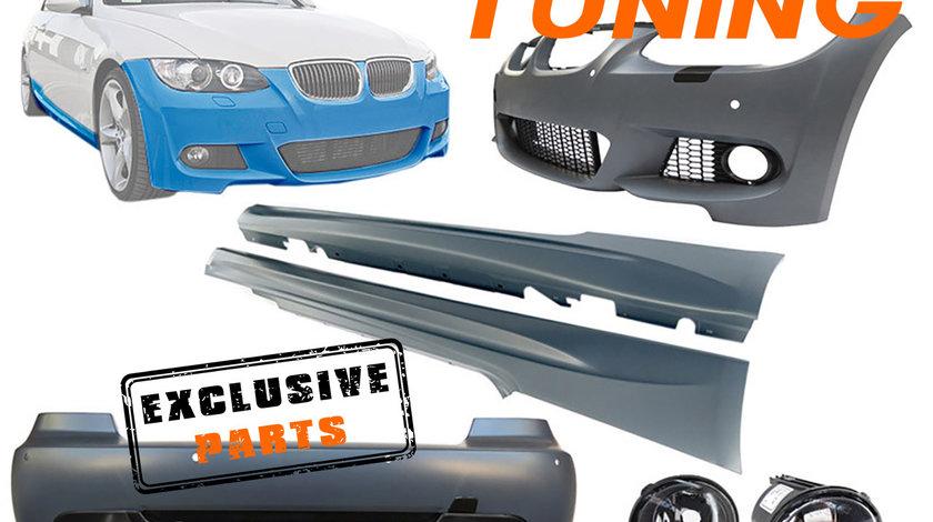 KIT EXTERIOR BMW SERIA 3 E92/E93 COUPE/CABRIO (10-14) M-TECH DESIGN
