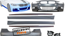 KIT EXTERIOR BMW SERIA 3 F30 (11-18) M-PERFORMANCE...