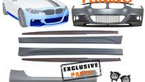 KIT EXTERIOR BMW SERIA 3 F30 (11-18) M-PERFORMANCE...