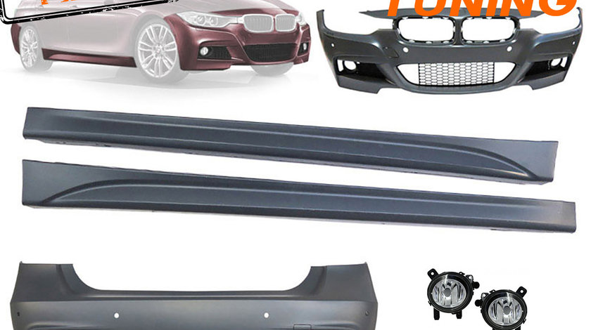 KIT EXTERIOR BMW SERIA 3 F30 (11-18) M-TECH DESIGN
