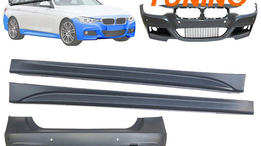 KIT EXTERIOR BMW SERIA 3 F31 TOURING (11-18) M-TECH DESIGN