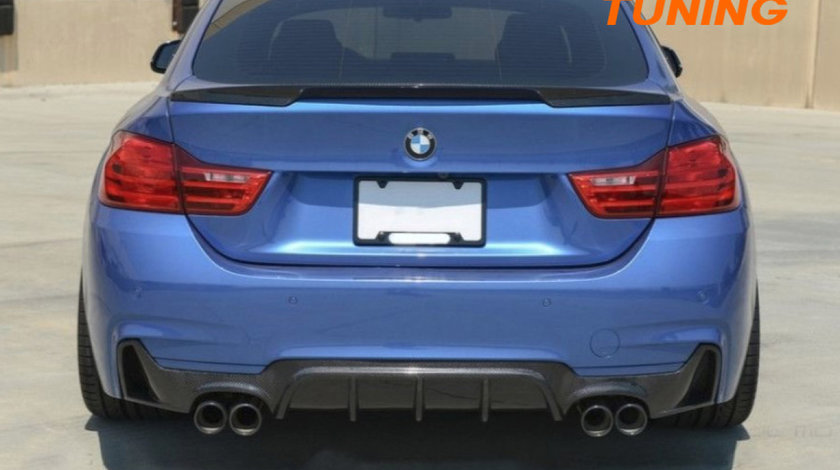 Kit Exterior BMW Seria 4 F32 F33 (Dupa-2013) M-Performance Design