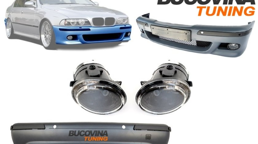 Kit Exterior BMW Seria 5 E39 (95-03) M5 Design