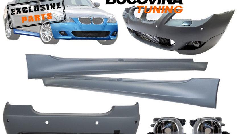 Kit Exterior BMW Seria 5 E60 (07-10) M-Tech Design