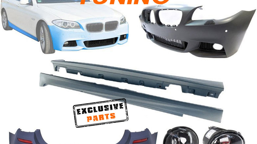 Kit Exterior BMW Seria 5 F10 (10-14) 550 M-Tech Design