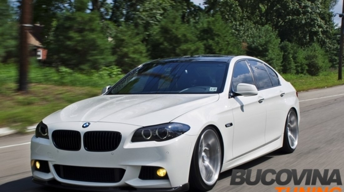 Kit Exterior BMW Seria 5 F10 (10-14) M-Tech Design