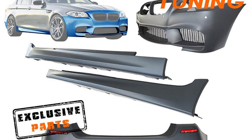 Kit Exterior BMW Seria 5 F10 Facelift (15-17) M5 Design