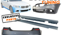 KIT EXTERIOR BMW SERIA 5 F10 FACELIFT M-TECH (14-1...