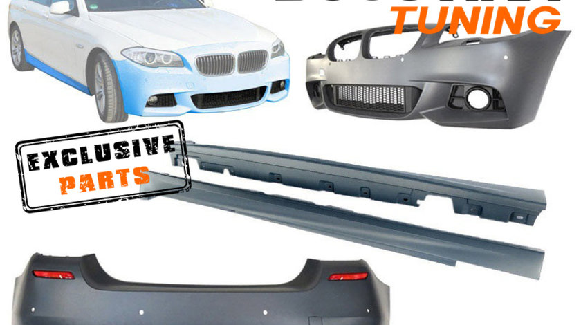 KIT EXTERIOR BMW SERIA 5 F10 FACELIFT M-TECH (14-17)
