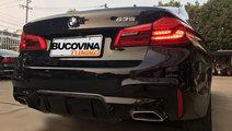 Kit Exterior BMW Seria 5 G30 (Dupa-2017) M5 Design