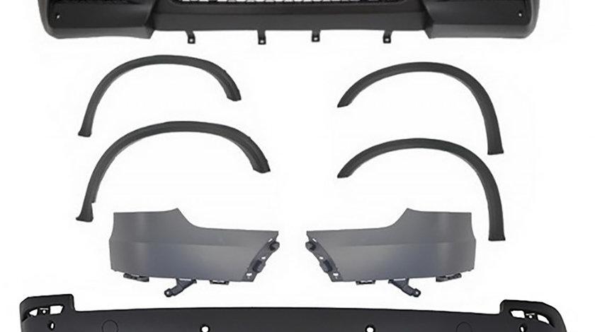 Kit Exterior BMW X5 E70 (07-13) M-Design