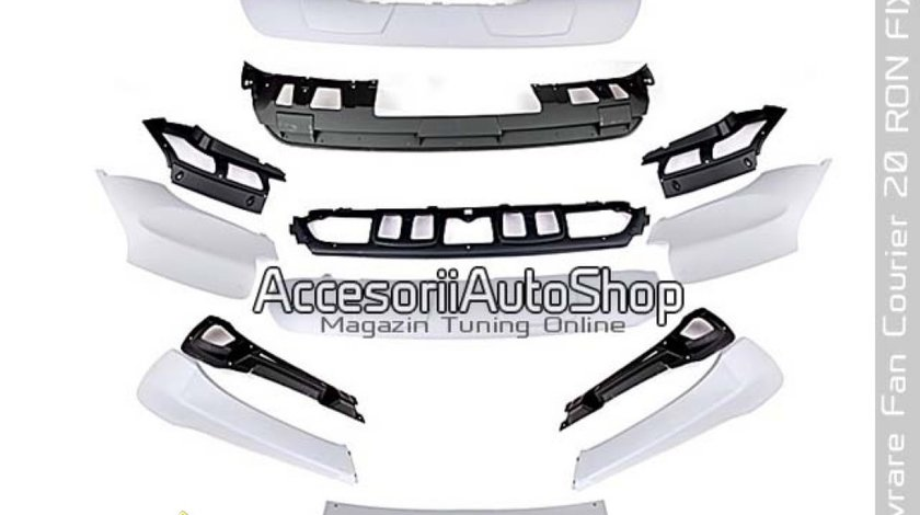 Kit Exterior BMW X5 E70 Aerodinamic DOAR 379 EURO In stoc