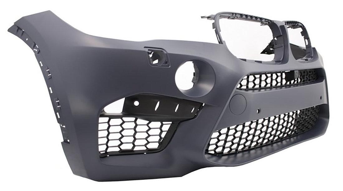 Kit Exterior BMW X6 F16 (Dupa-2015) M Design