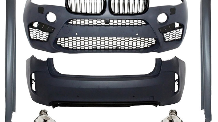 Kit Exterior BMW X6 F16 (Dupa-2015) M Design