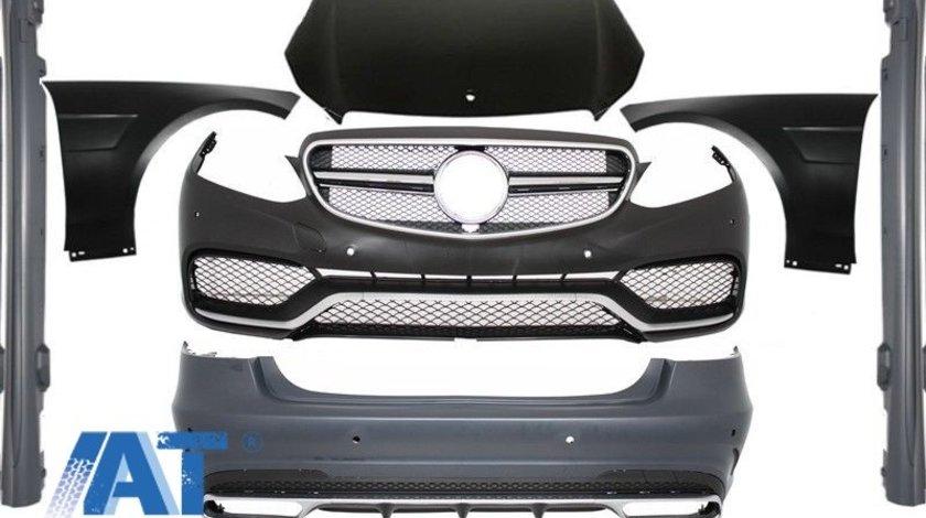 Kit Exterior compatibil cu MERCEDES Benz W212 E-Class Facelift (2013-up) E63 A-Design