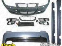 Kit Exterior Complet BMW Seria 3 E90 LCI M Technik Design M Pachet M Pack M Aerodynamik