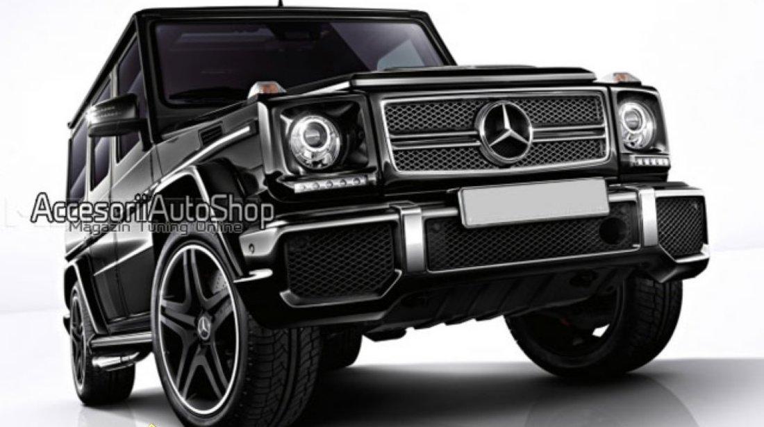 Kit Exterior G63 G65 AMG Mercedes Benz G class W463 COMPLET