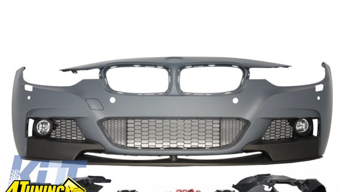 Kit Exterior M Performance BMW F30 2011 up