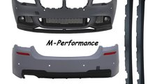 Kit exterior M-Performance BMW Seria 5 F10 cu evac...