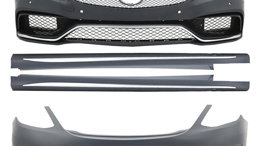 Kit exterior Mercedes-Benz C-Class W205 Sedan (Dupa 2014) C63 Design