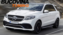 Kit exterior Mercedes-Benz GLE W166 (Dupa 2015) AM...