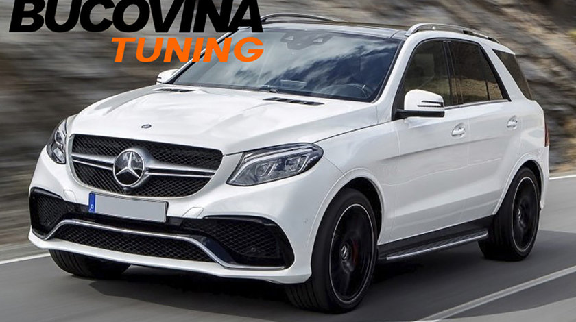 Kit exterior Mercedes-Benz GLE W166 (Dupa 2015) AMG Design
