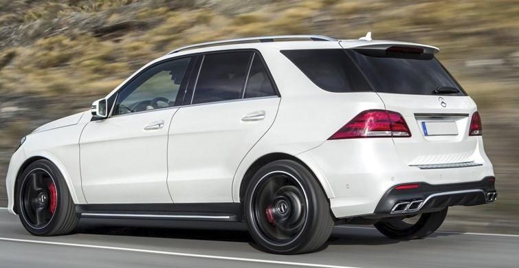 Kit exterior Mercedes-Benz GLE W166 (Dupa 2015) AMG Design