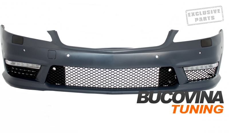 KIT EXTERIOR MERCEDES BENZ S CLASS W221 (05-11) AMG DESIGN
