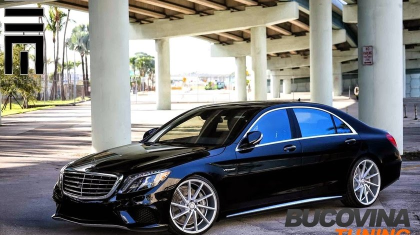 KIT EXTERIOR MERCEDES BENZ S CLASS W222 S63 AMG (DUPA 2012)