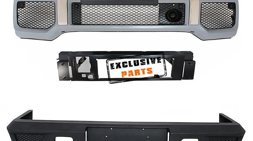 Kit Exterior Mercedes Benz W463 G-Class (89-17) G65 G63 AMG Design