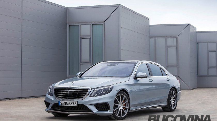 KIT EXTERIOR MERCEDES S CLASS W222 S65 AMG - CALITATE GERMANA