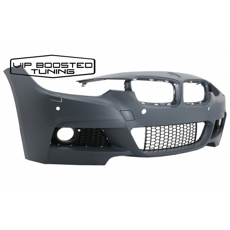 Kit Exterior + Proiectoare Ceata BMW Seria 3 F30 (2011-2019) M Technik Design