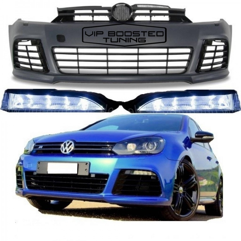 Kit exterior VW Golf VI 6 R20