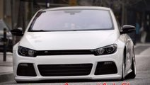 Kit Exterior VW Scirocco R Plastic ABS COMPLET
