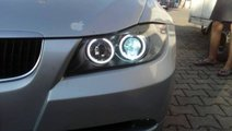 Kit Far BMW E90/91 Lupe Bixenon+Xenon Canbus+Angel...