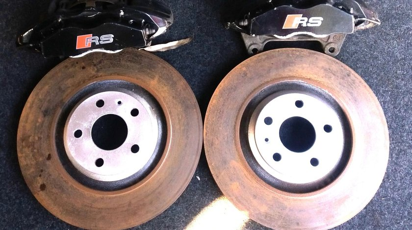 Kit frane Vw Golf 5 GTI 2.0 RS Brembo (fata + spate)