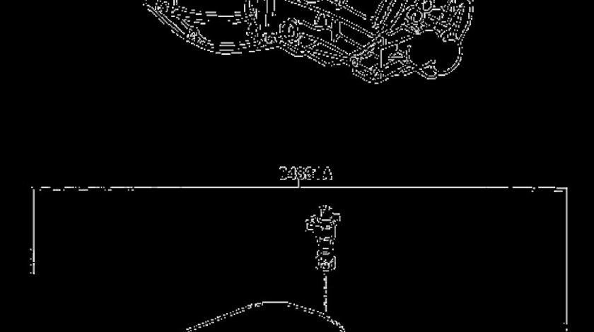 Kit garnituri cutie viteza Toyota Yaris I TOYOTA OE 04331-52300