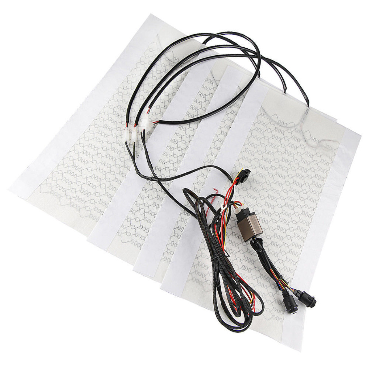 Kit Incalzire In Scaune Auto Carbon Buton OEM JEEP LUXURY 6 Pozitii Montaj Profesional Asigurat!