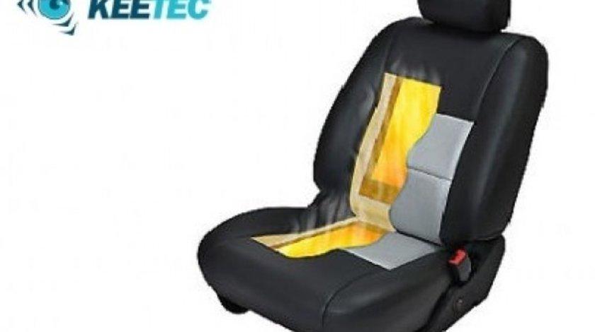 Kit Incalzire In Scaune Auto Carbon KEETEC CSH1 by Edotec Butoane HI / OFF / LOW DEDICAT VOLKSWAGEN