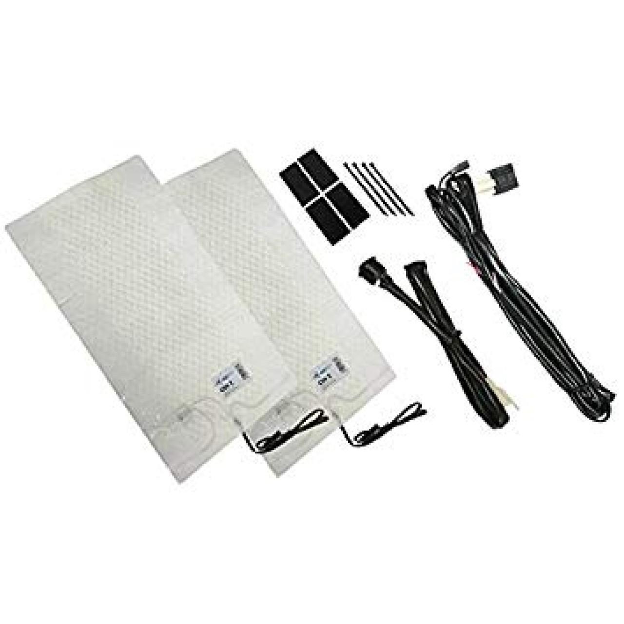 Kit Incalzire In Scaune Auto Mitsubishi KEETEC CSH2 Carbon Butoane OEM 3 Pozitii Montaj Profesional